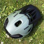 Uvex Quatro Integrale, casco da mountain bike, vista dall'alto