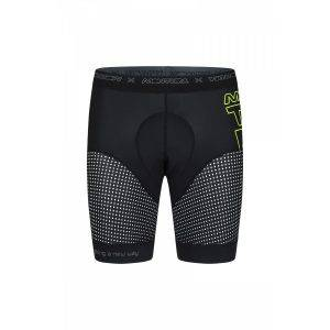Montura Breccia Shorts black yellow