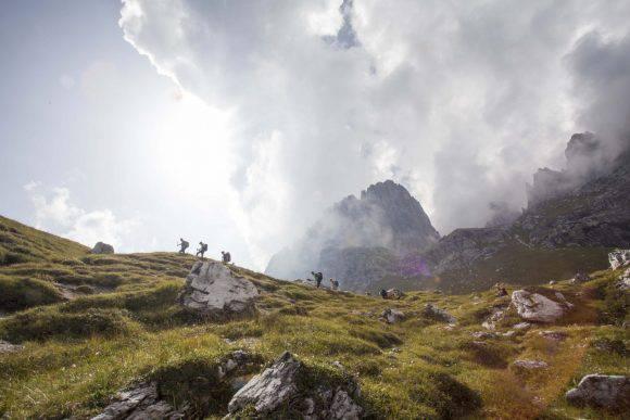 Trekking su sentiero Selvata_Pedrotti_ph. Filippo Frizzera.JPG