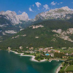 Dolomiti Paganella Lago di Molveno