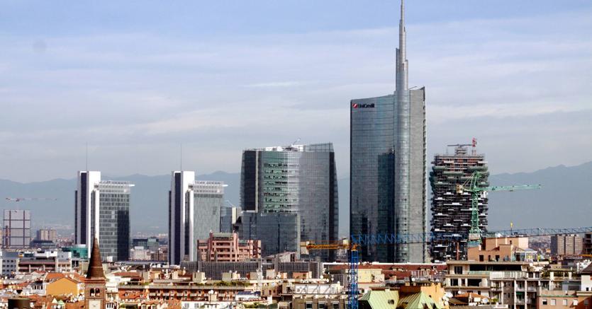 Porta Nuova, il distretto più moderno di Milano