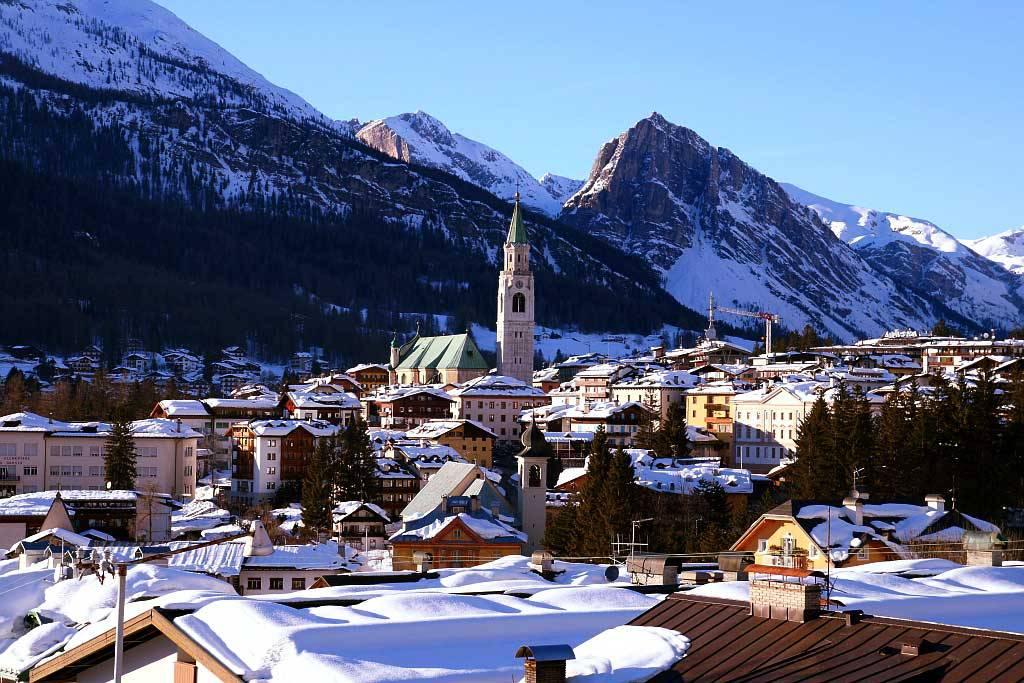 La Perla delle Doiomiti, Cortina d'Ampezzo