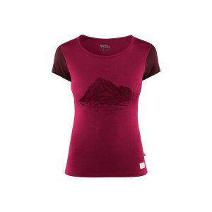 Fjällräven Keb Wool T-Shirt W