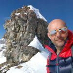 Millet Trilogy Diamond Down Hood in alpinismo su neve