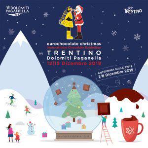 Eurochocolate Christmas in Dolomiti Paganella