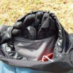 Lafuma Windactive 30 tasca per sacca idrica diverso uso