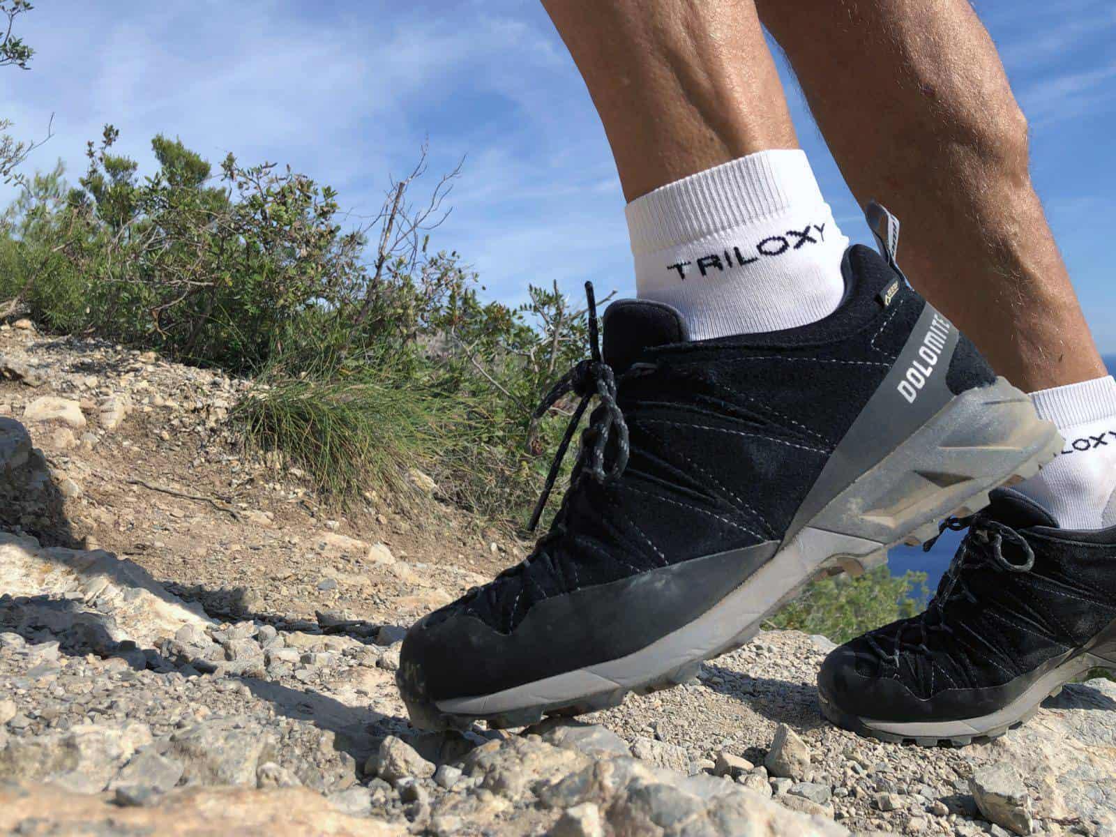 Dolomite Crodarossa Trek calzatura classica, elegante e affidabile