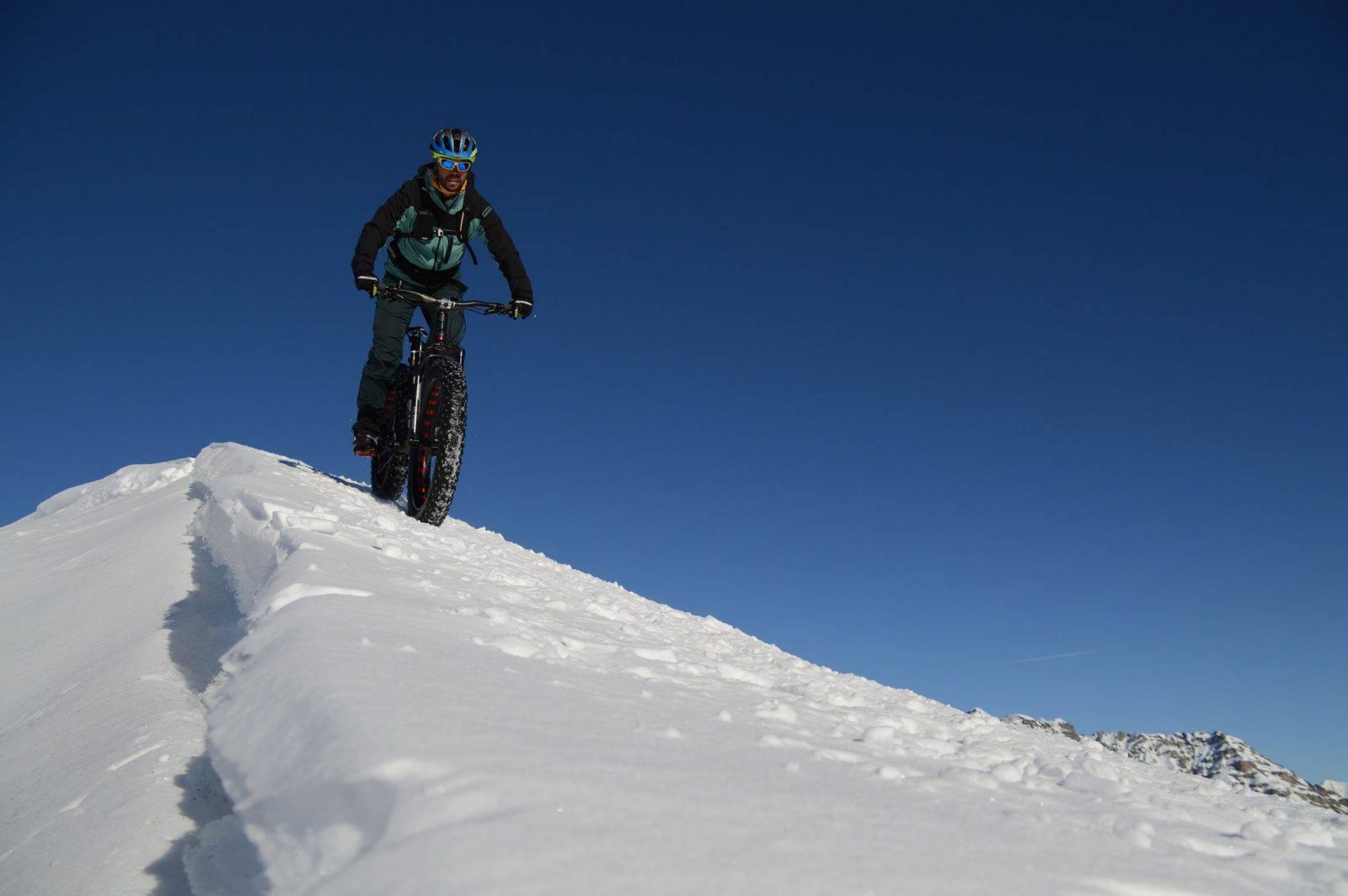 Adam Quadroni, Fat bike LIvigno, Credit Kikka Mattia