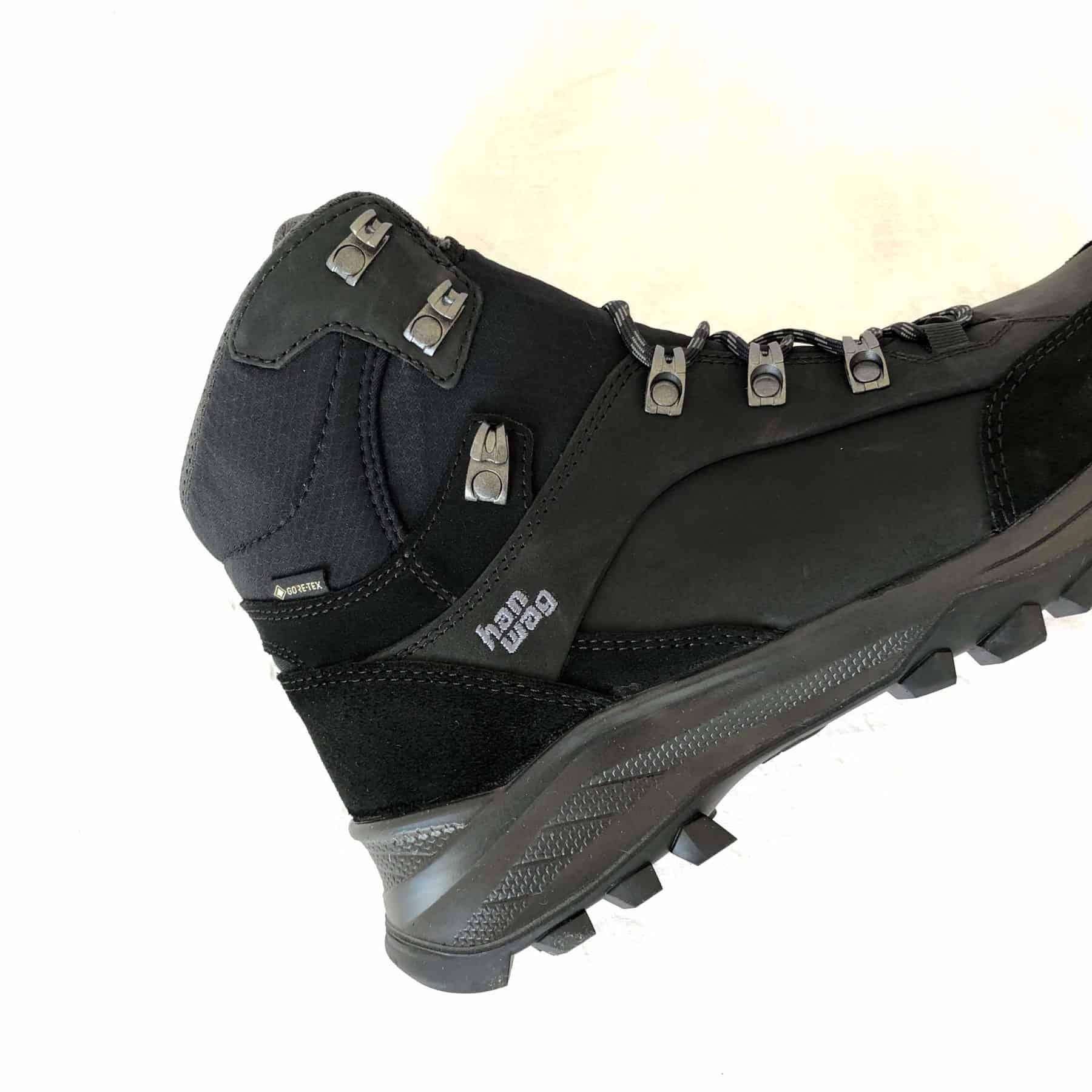 Tallone ammortizzante della scarpa Han Wag Banks Gtx