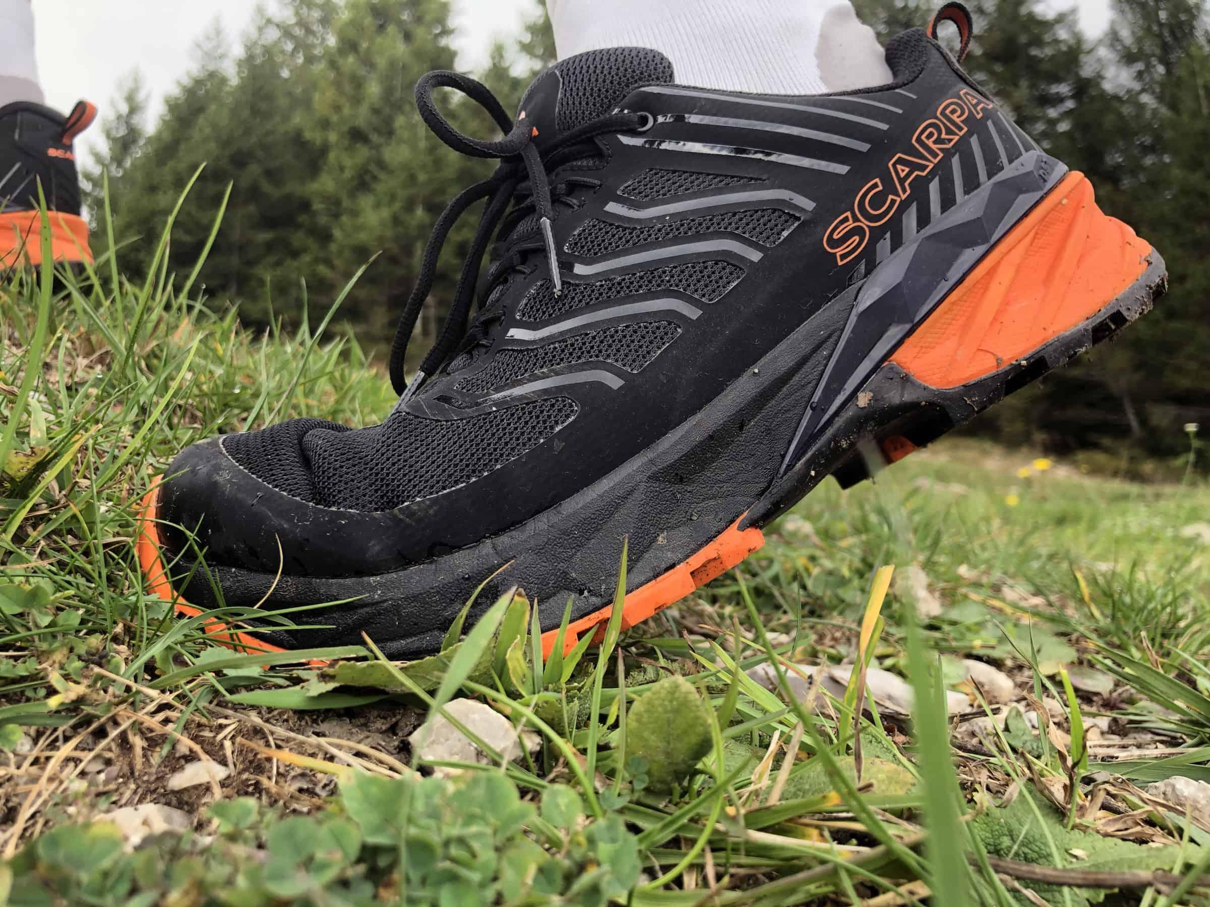 Scarpa Rush, modello da fast hiking