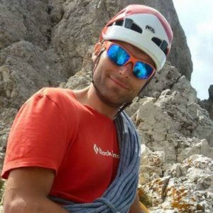 Emanuele Tizzoni, OutdoorLab