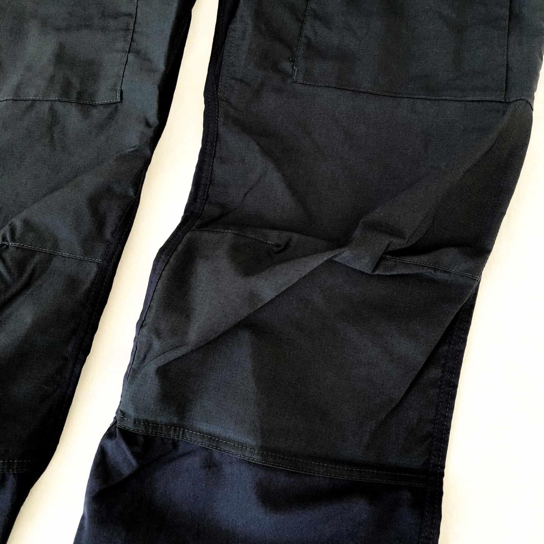 "Le ginocchia ""pre-formate"" del pantalone Fjällräven Abisko Midsummer"