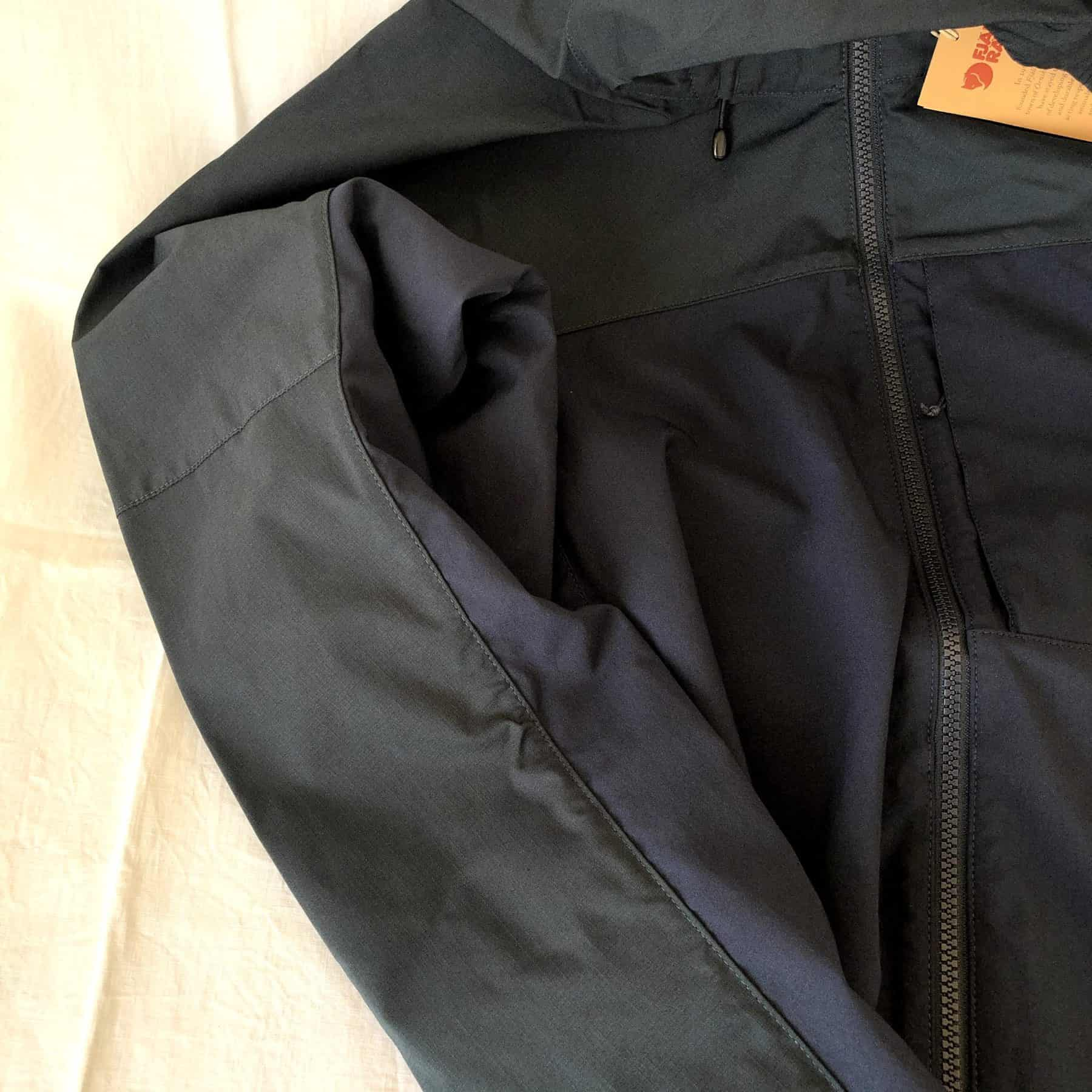 Fjällräven Abisko Midsummer Jacket con tessuto G-1000 Air Stretch