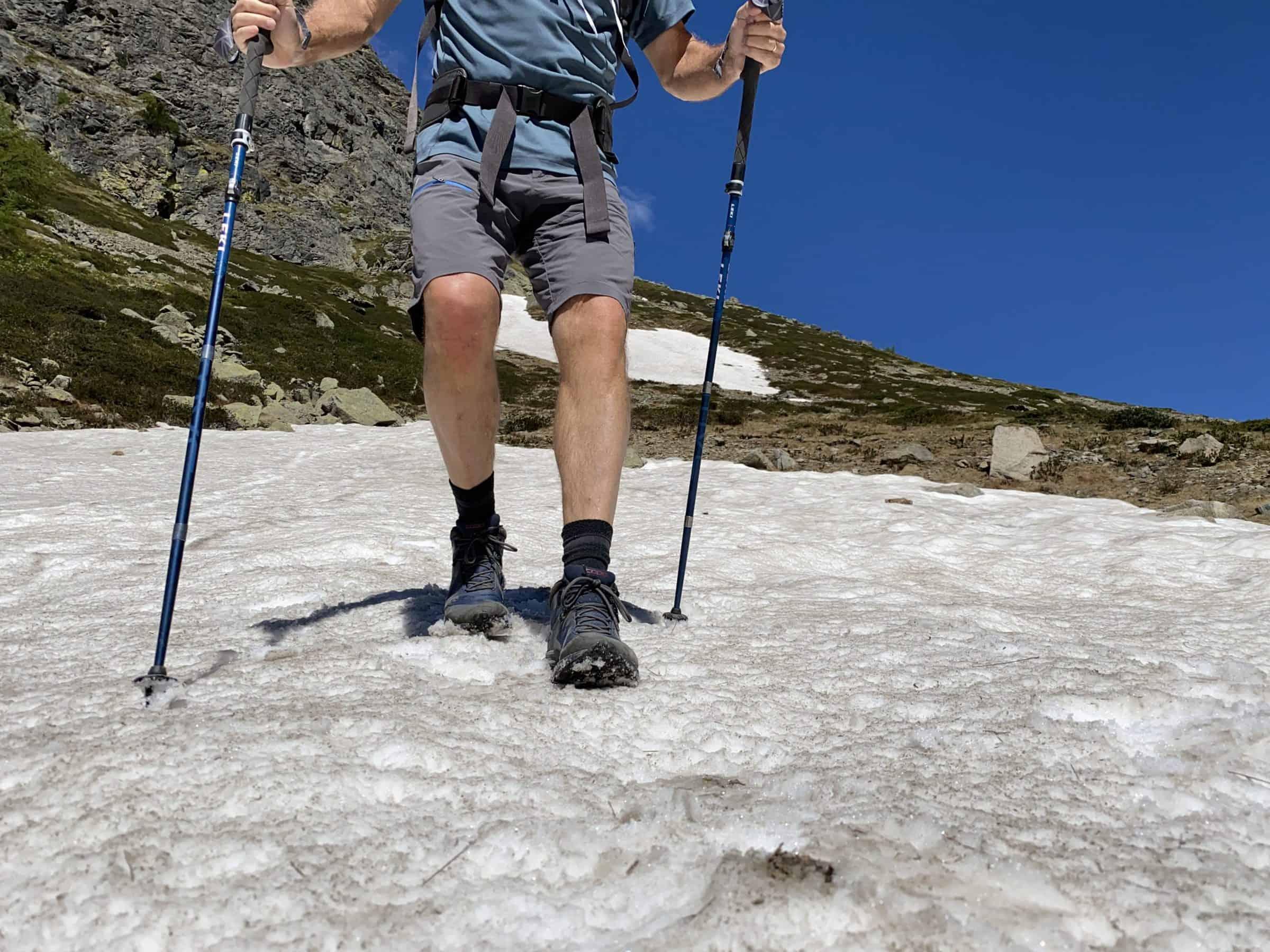 Topo Athletic Trailventure, diversi terreni per testare a tenuta in discesa