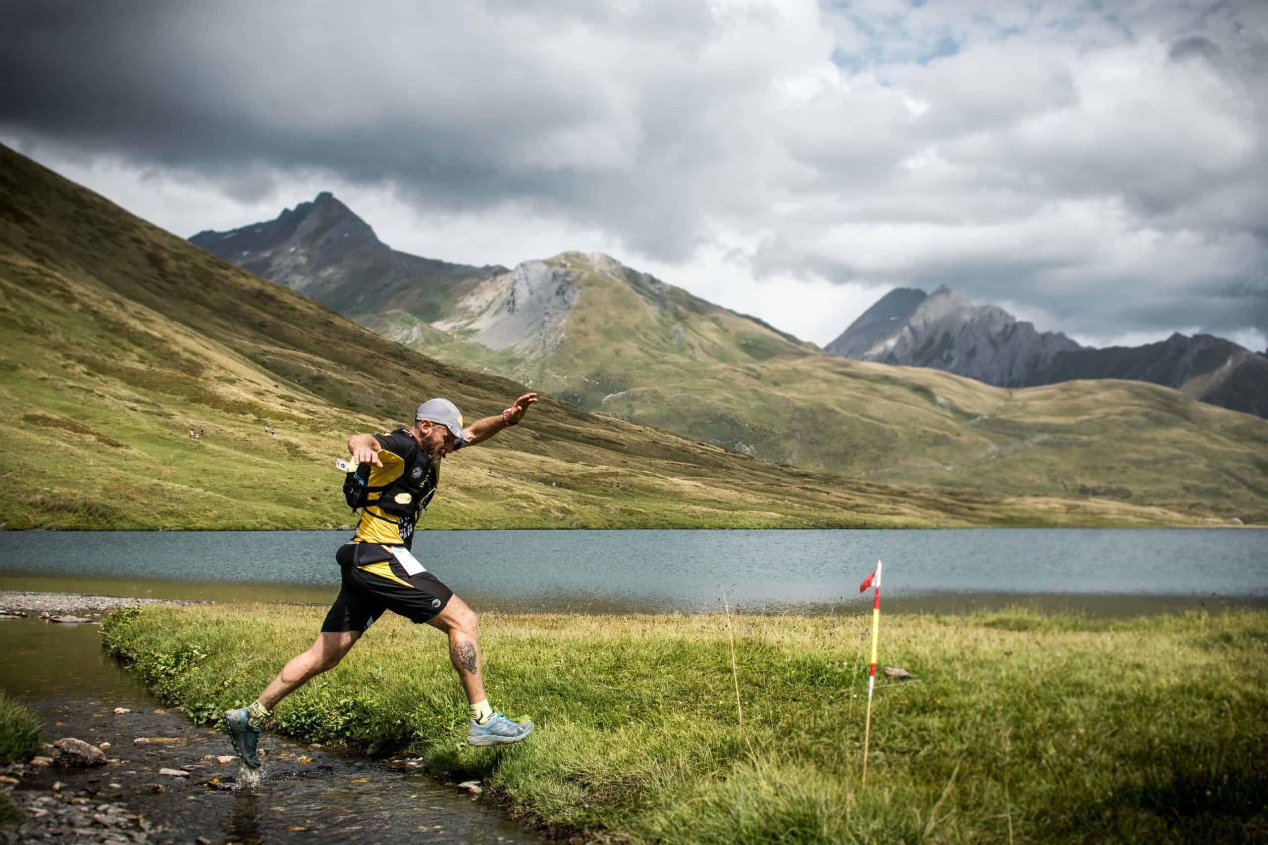 Trail Running e diverse distanze - lago