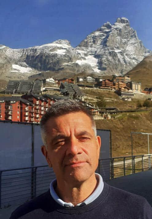 Matteo Zanetti, Presidente Cervino Spa