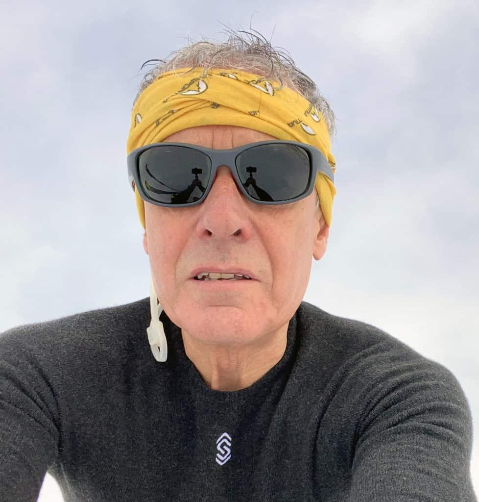 Alfredo Tradati, direttore Outdoortest.it