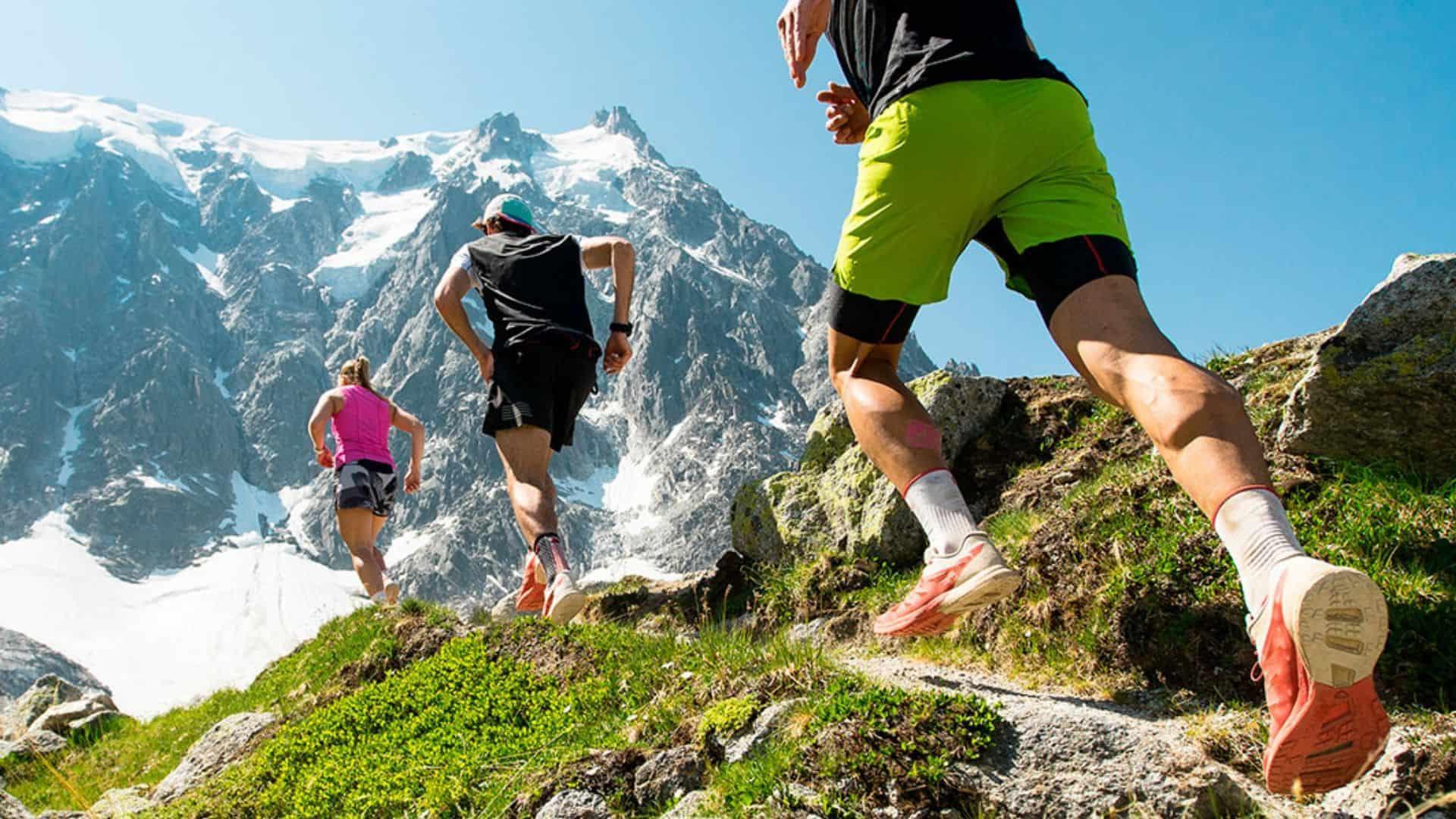 Running e diverse distanze - Trail