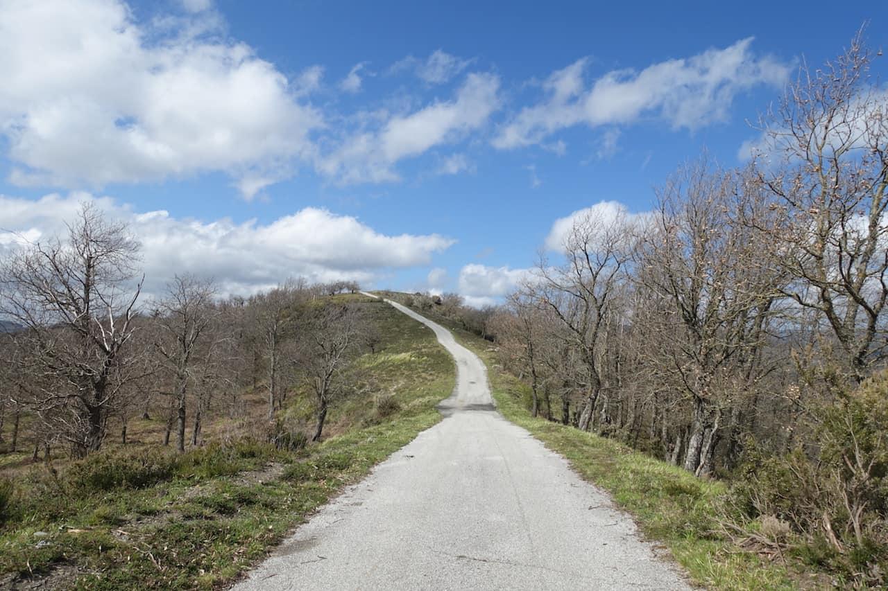 Strade infinite in Calabria