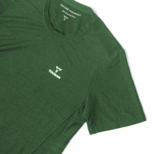 Youman Tee in colore verde