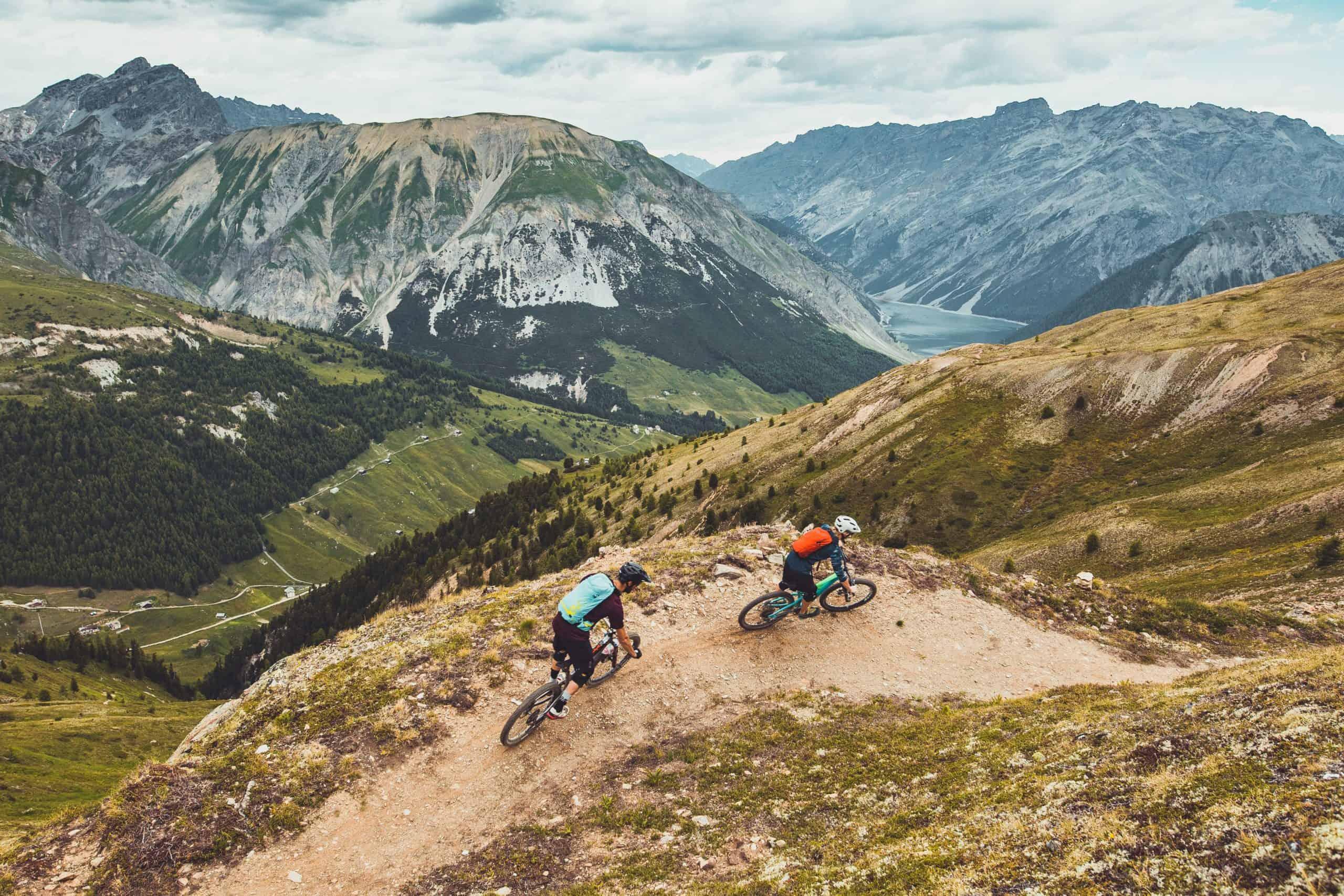 Livigno stagione estiva 2021 - mountain bike