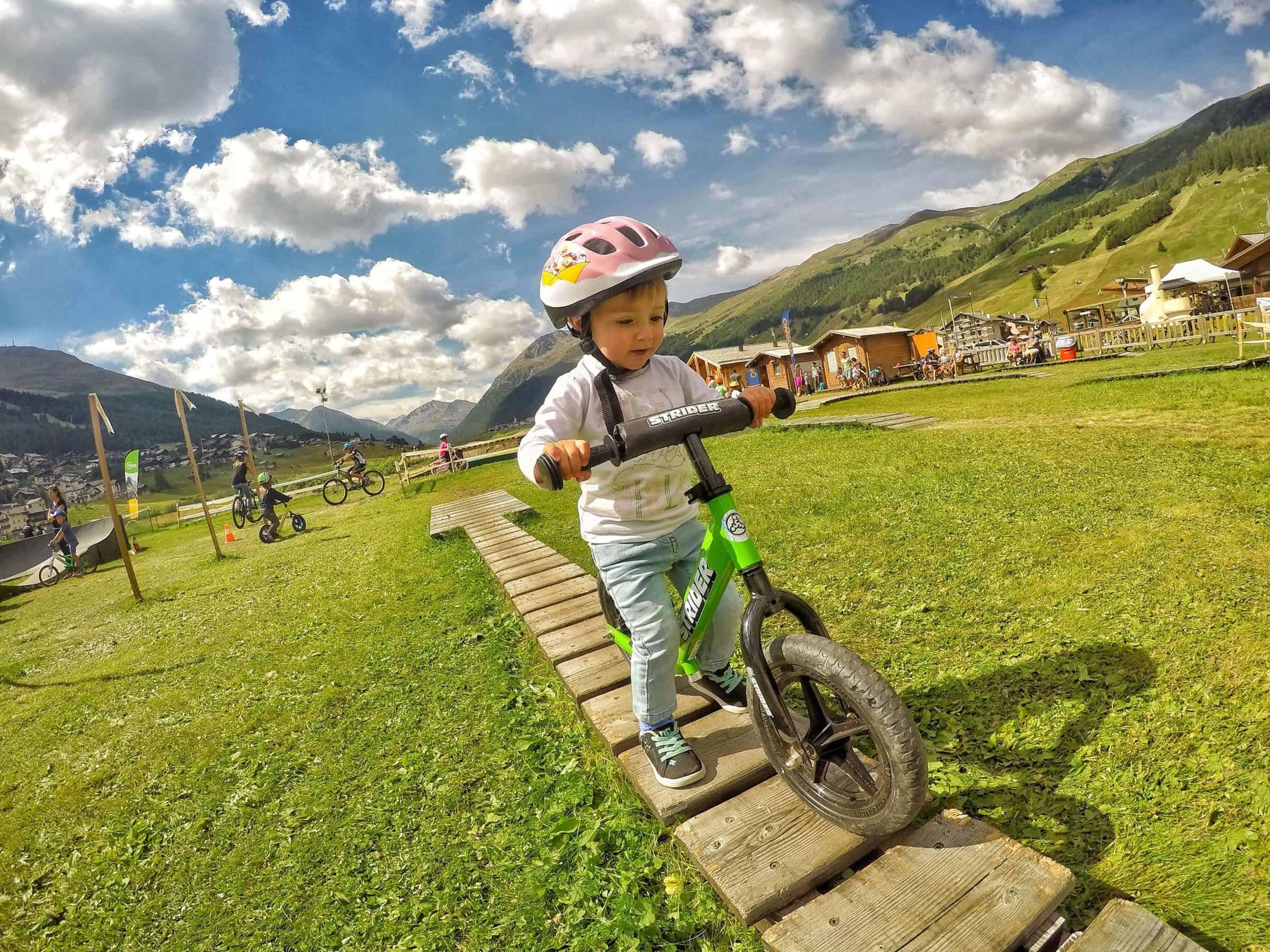Livigno la stagione estiva - Bike