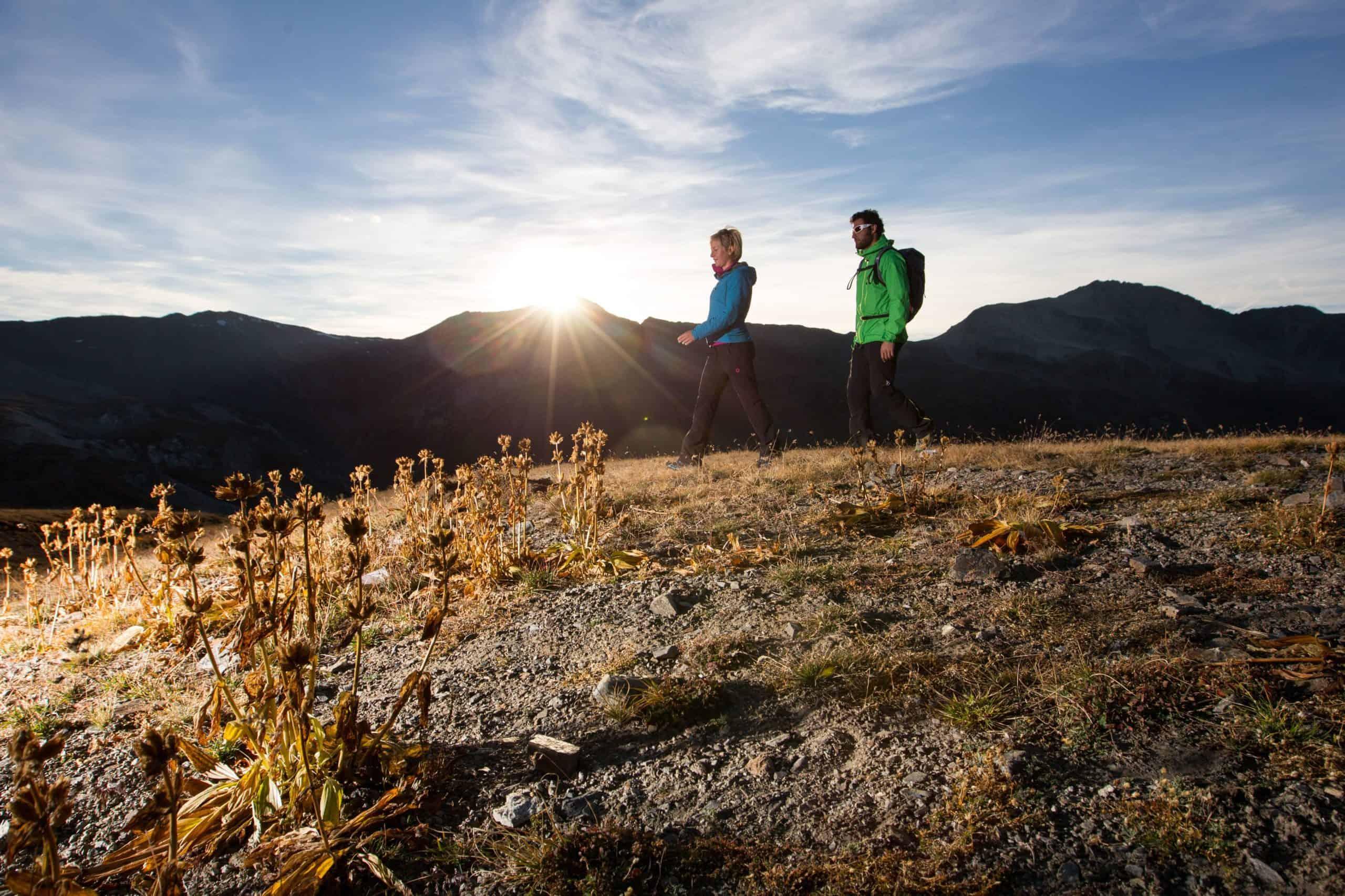 Livigno e la stagione estiva - trekking