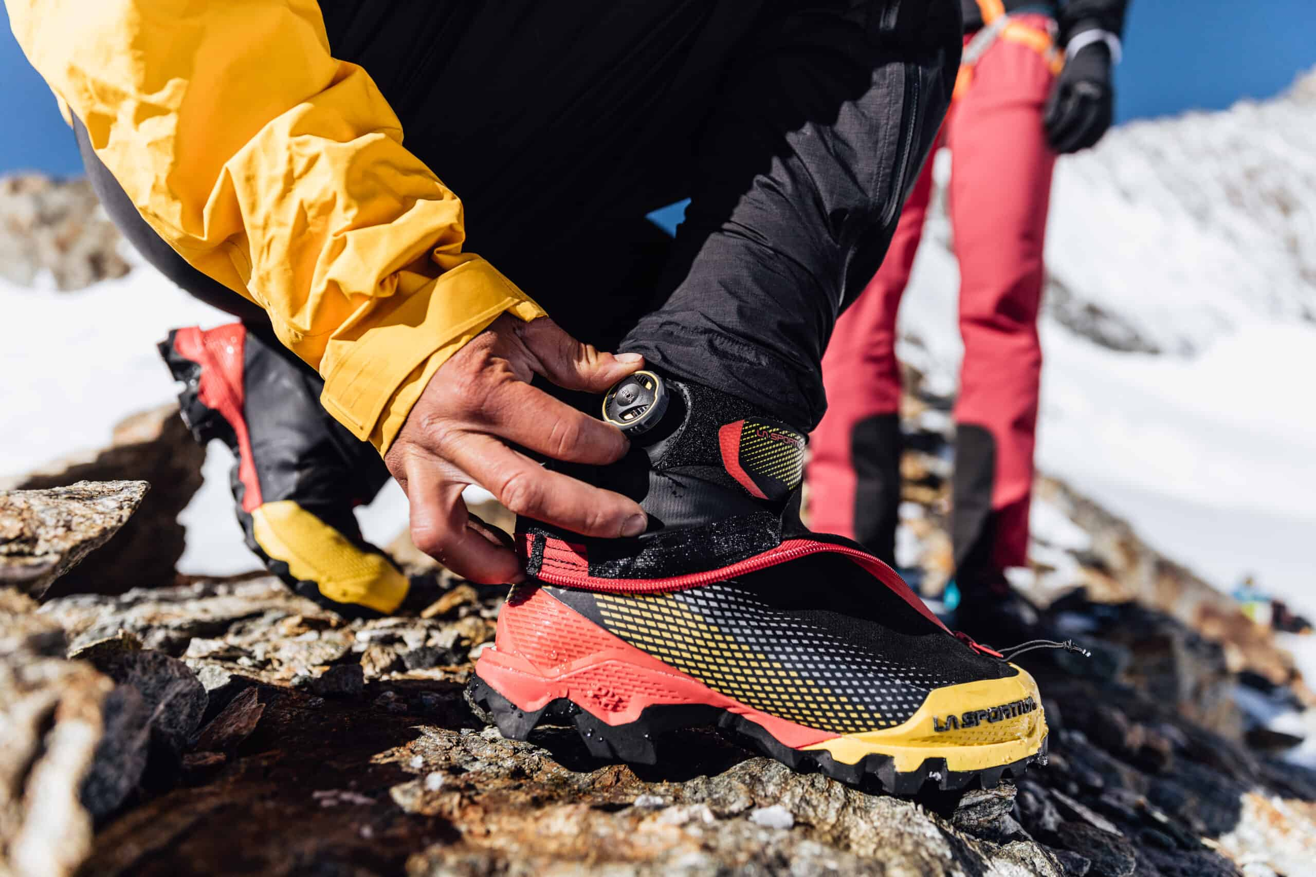 Aequilibrium Series: l'alpinismo light & fast by La Sportiva - Boa System Fit