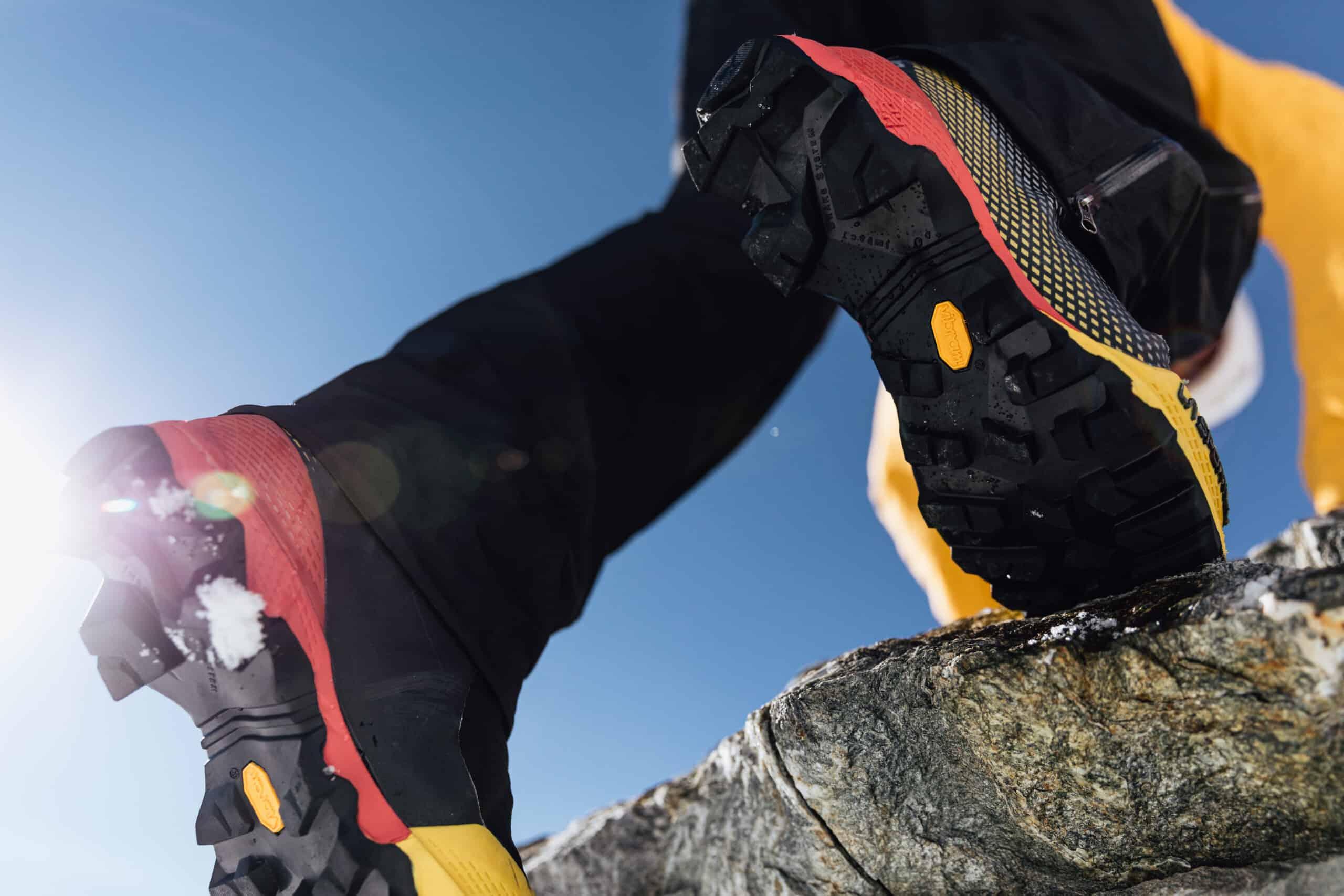 Aequilibrium Series: l'alpinismo light & fast by La Sportiva - suola vibram