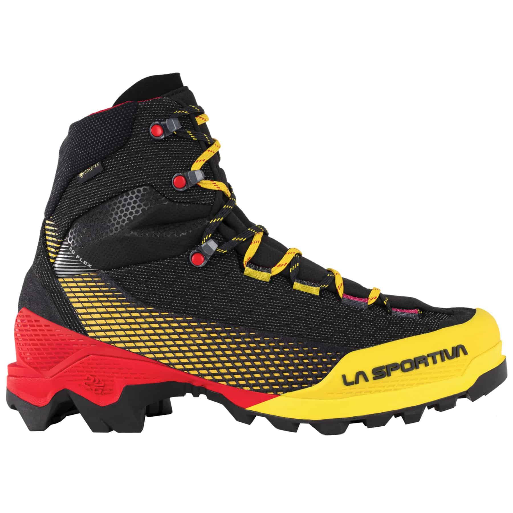 Aequilibrium Series: l'alpinismo light & fast by La Sportiva - Aequilibrium ST GTX