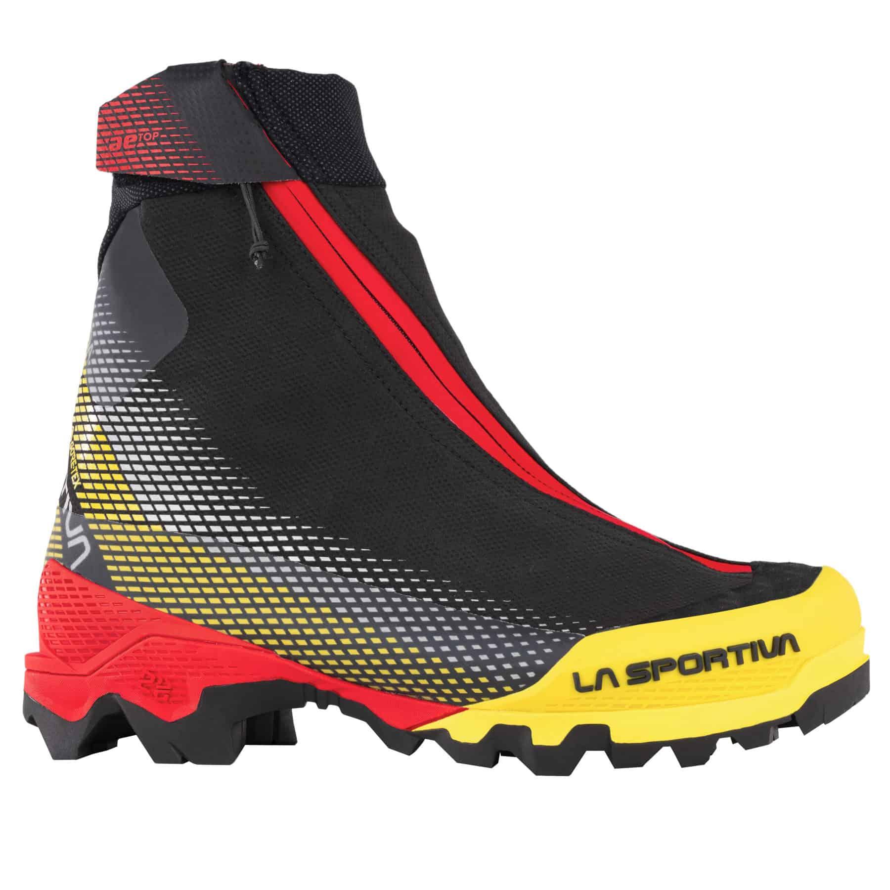 Aequilibrium Series: l'alpinismo light & fast by La Sportiva - Aequilibrium TOP
