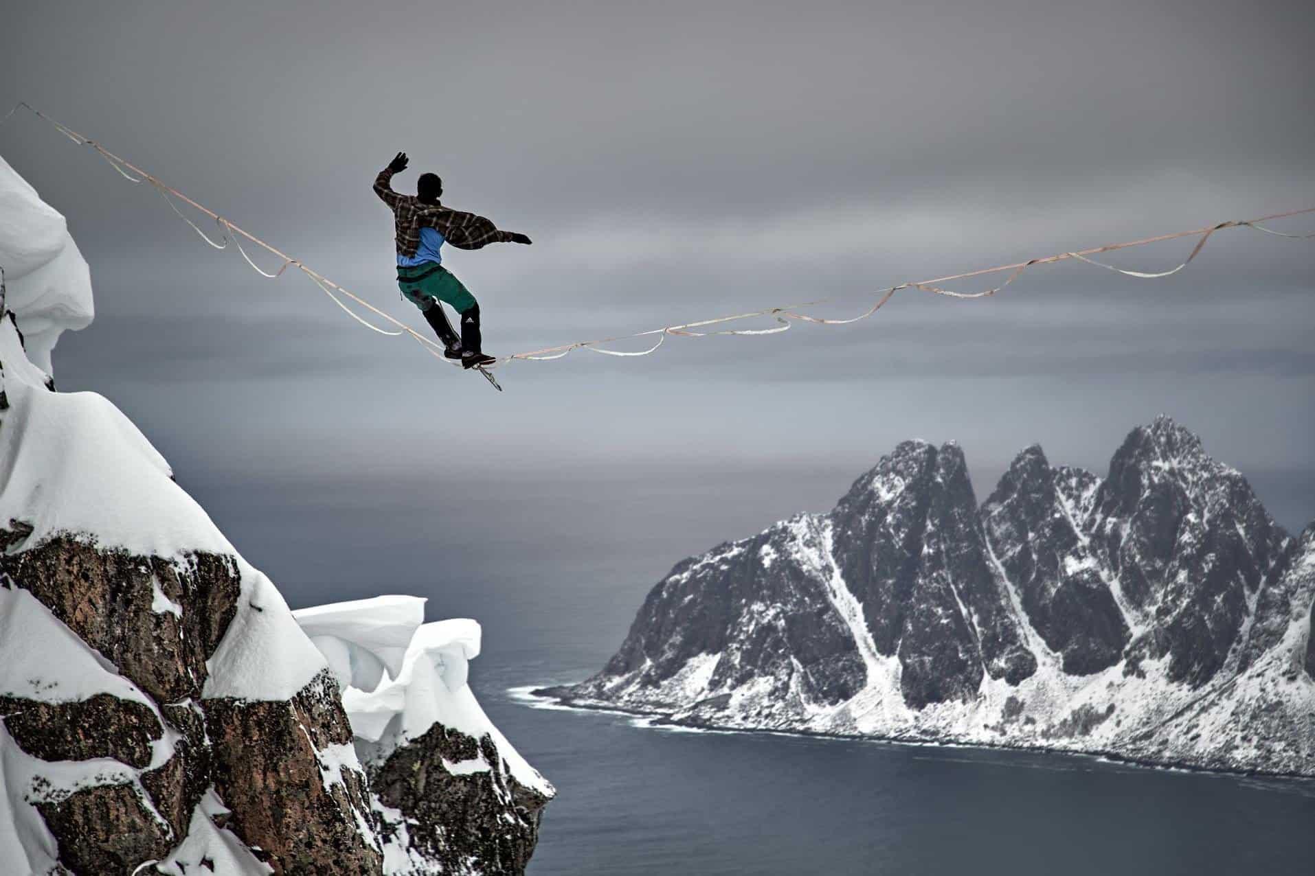 Banff Mountain Film Festival 2021 - Pathfinder: Life Beyond Fear
