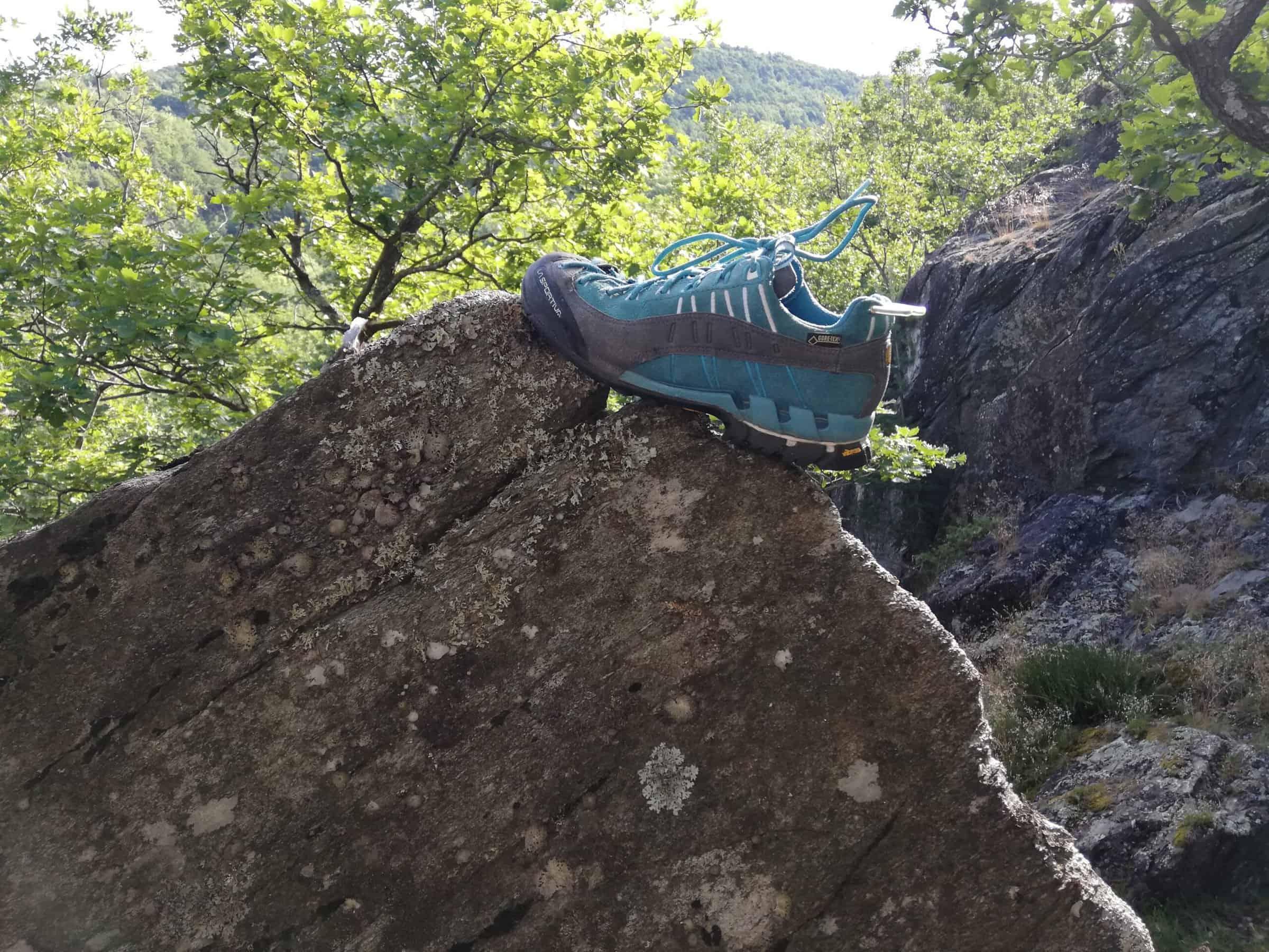 Scarpe da ferrata: come scegliere - scarpe da avvicinamento