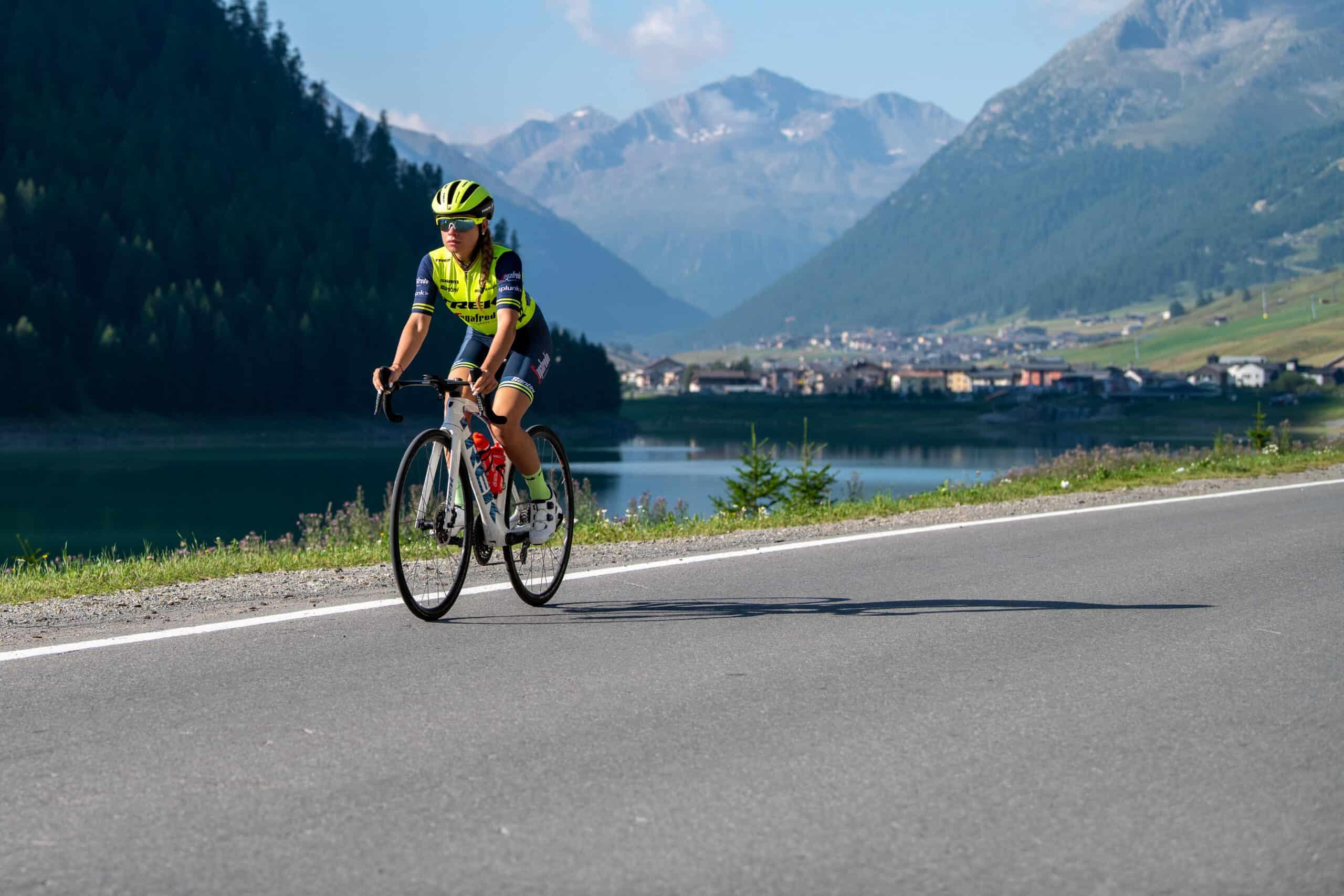 PROGRAMMA ROAD BIKE TOUR A Livigno